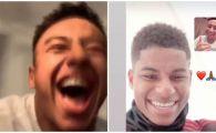 Reactie absolut NEBUNA! Lingard a luat-o razna dupa golul lui Rashford! Cum a sarbatorit victoria cu PSG
