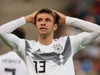 """Thomas Muller a reactionat dupa declaratia lui Joachim Low! """"Cu cat ma gandesc mai mult, cu atat ma enerveaza mai tare"""" Ce a spus jucatorul lui Bayern"""