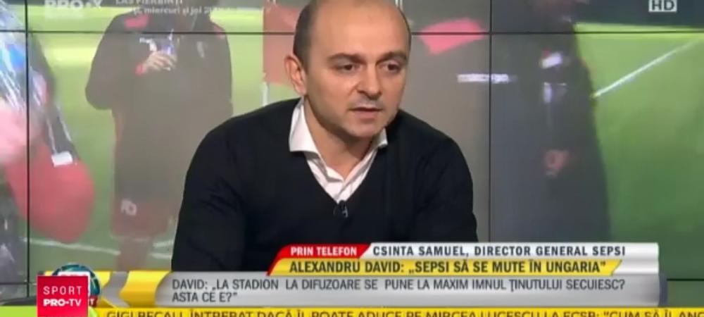 """ULTIMA ORA   Plecare soc de la Dinamo: """"cainii"""" raman fara presedinte, dupa ce Alexandru David a ales """"o noua oportunitate"""""""