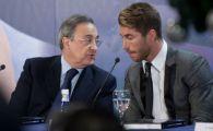 "CUTREMUR IN GALAXIE! Scandal intre Ramos si Perez in vestiar dupa umilinta cu Ajax: ""Sa-mi dai banii si PLEC!"""