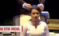 Kira Hagi, pe scena la Constanta! Parintii Simonei Halep au fost sa o vada! VIDEO