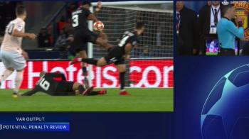 Neymar a primit raspunsul! Explicatia oficiala dupa decizia VAR care a trimis-o pe Manchester United in sferturile UEFA Champions League