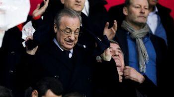 """Florentino Perez s-a saturat si SPARGE BANCA pentru urmatorul GALACTIC! Oferta de 350.000.000 de euro """"pentru iesirea din depresie"""""""