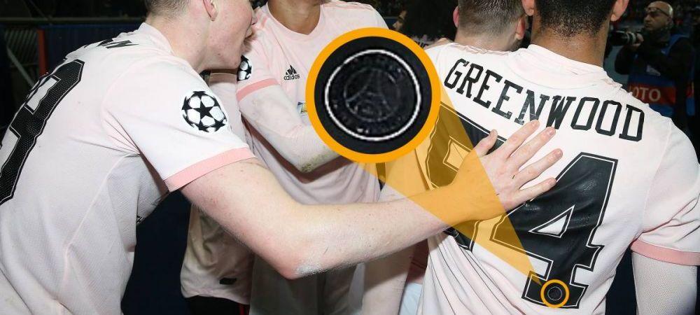 A debutat la Man.United in Champions League la 17 ani cu EMBLEMA lui PSG pe tricou! Nimeni nu s-a gandit ca Solskjaer il va folosi