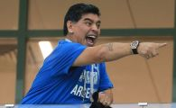 "BREAKING NEWS: Maradona l-a intrecut pe Borcea :)) Argentinianul a recunoscut ca are inca trei copii in Cuba: ""Bravo, tata, iti faci echipa"""