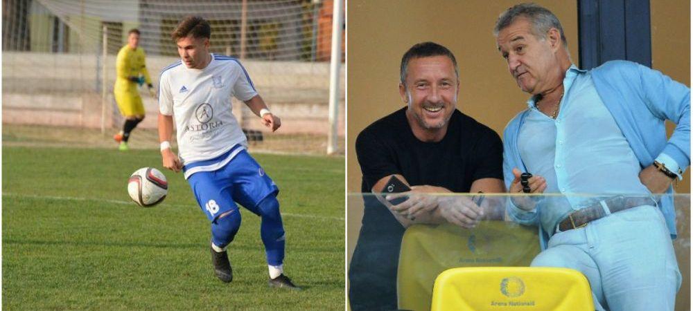 """TRANSFER LA FCSB   Ros-albastrii au luat inca un fotbalist de mare talent: """"Poate fi noul Keseru"""". Cine e atacantul luat de Becali"""