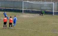 Fenomenul Moti! Un atacant din Liga a 2-a a intrat in locul portarului si a aparat un 11 metri! Cat s-a terminat Balotesti - Farul