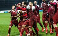 CFR CLUJ - SEPSI 3-1! CFR castiga fara emotii meciul cu Sepsi: doua eliminari, un penalty si un gol fabulos