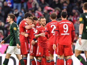 Liverpool tremura inainte de meciul din Champions League! Bayern Munchen o spulbera pe Wolfsburg! Scor incredibil in Germania!
