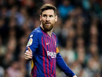 Messi, omul recordurilor! Borna atinsa de argentinian este incredibila! Ce a reusit in meciul cu Vallecano!