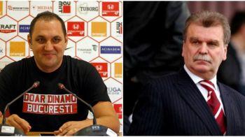 """""""Ai fost si ai ramas o ghena! Ai falimentat Rapidul si Brasovul"""" Doi oameni importanti din fotbalul romanesc, scandal cu accente suburbane!"""