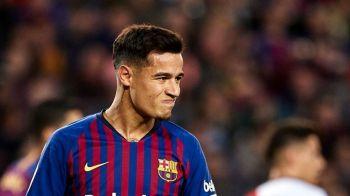 Se pregateste o noua tradare! Coutinho, gata sa plece de la Barcelona! La ce echipa ar putea ajunge brazilianul
