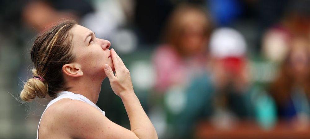 SIMONA HALEP, INDIAN WELLS | Surpriza uriasa: Ostapenko e OUT dupa un meci dramatic in turul 3! Cu cine va juca Simona
