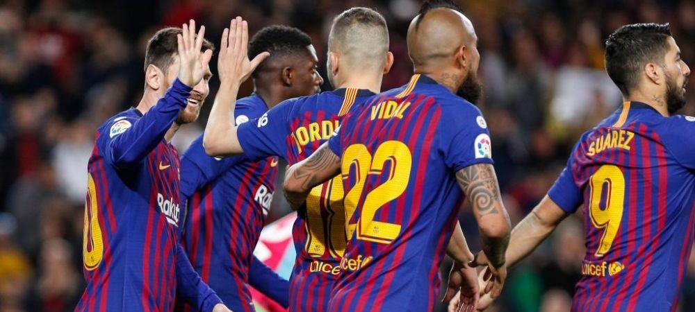 Barcelona poate da o noua lovitura pe piata transferurilor! Jucatorul care este gata sa vina pe Camp Nou! Cu cine se lupta catalanii
