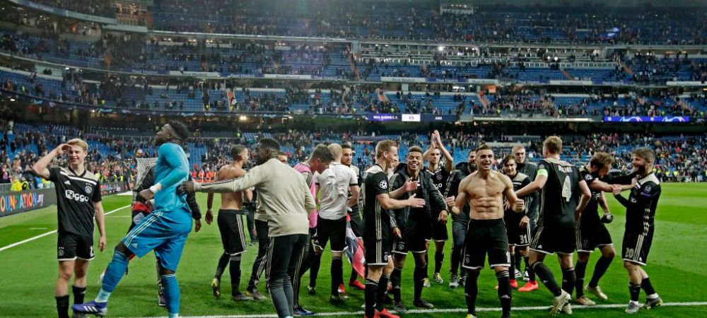 """Ajax vrea sa transfere un jucator de la Real dupa UMILINTA din UEFA Champions League! Raspunsul jucatorului dupa ce a aflat de oferta: """"Nu cred ca valorez atat de mult!"""""""