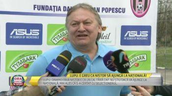 """""""Fara Nistor, Dinamo ar fi o echipa fara cap! Nu l-as vedea la nationala, e greu sa ajunga acolo!"""" Motivul pentru care capitanul lui Dinamo are """"INTERZIS"""" la lot"""