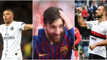 Messi, cu o saptamana mai aproape de o noua Gheata de Aur! Argentinianul conduce cursa, dar e urmat indeaproape de Mbappe! Podiumul, completat de un atacant de 36 de ani