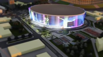 PRIMELE FOTOGRAFII cu Polivalenta de 138 de milioane euro care va fi construita langa National Arena! Proiectul a fost aprobat astazi