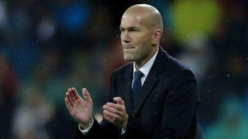OFICIAL | Zidane e noul antrenor al Realului! Cand ii expira noul contract