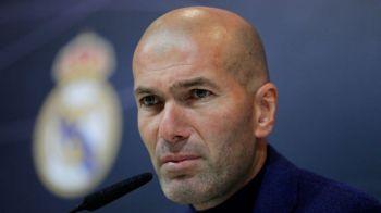 """ZIDANE LA REAL MADRID   Primele declaratii ale lui Zizou dupa revenire: """"Lucrurile se vor schimba pentru anul viitor"""" De ce s-a intors pe Bernabeu dupa 8 luni"""