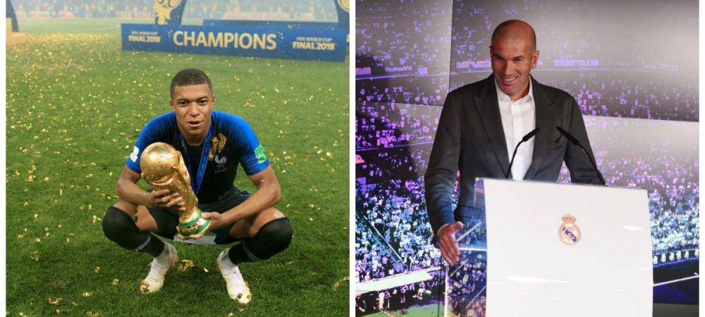 """Florentino Perez pune presiune pe Zidane! """"Este francez, ar putea face ceva in privinta lui Mbappe"""" Ce a spus presedintele lui Real Madrid!"""