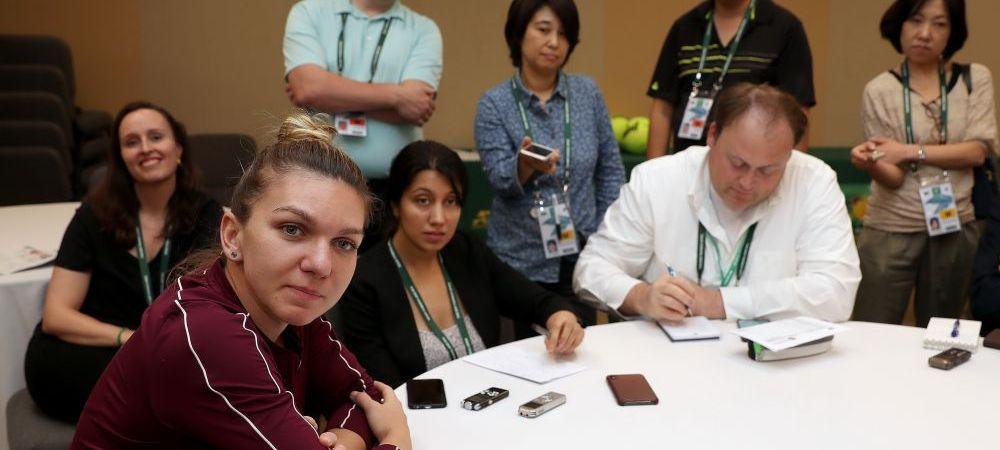 "Simona Halep a chemat un antrenor de urgenta in SUA: ""Suntem prieteni"" Prima reactie"