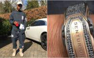 Fotbalistul care a platit 40.000 de euro doar pentru CHEIA masinii sale! E facuta din meteorit si acoperita cu DIAMANTE. FOTO
