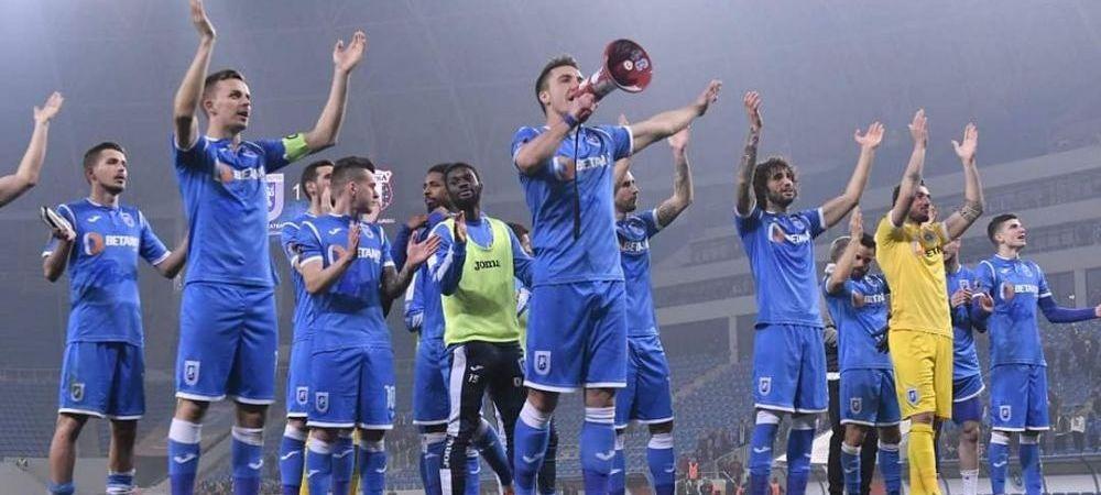 SCANDAL in vestiarul Craiovei! Doi jucatori au fost trimisi la echipa a doua! Decizia de ultima ora a lui Mangia