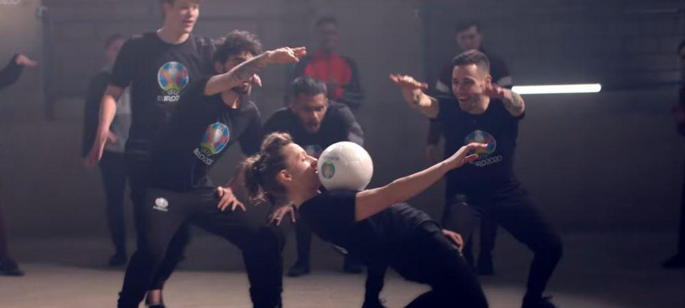 UEFA pregateste o adevarata nebunie pentru EURO 2020! Clipul spectaculos care i-a entuziasmat pe fani