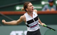SIMONA HALEP - MARKETA VONDROUSOVA 2-6, 6-3, 2-6 | INCREDIBIL! Halep, eliminata in optimi la Indian Wells dupa un meci DRAMATIC