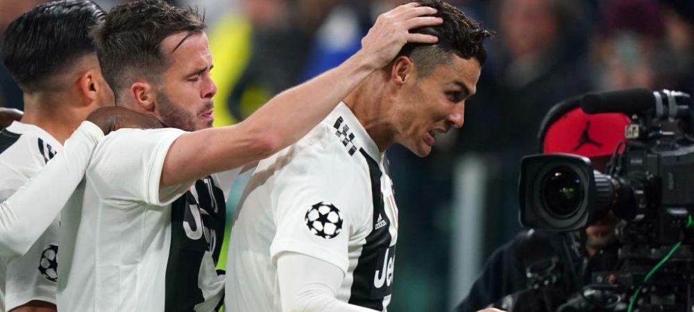 "JUVENTUS - ATLETICO 3-0 | ""Cristiano o scufunda pe Atleti"". Reactii in valuri dupa tripla senzationala a lui Ronaldo! Ce scriu MARCA, AS si Gazzetta"