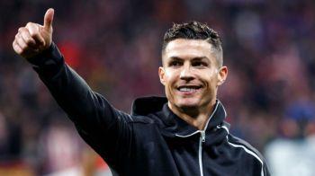 """Cristiano Ronaldo, declaratie geniala dupa meciul cu Atletico! """"Niciodata in istoria lui Juventus nu a mai existat asa ceva! De aceea m-au adus"""""""