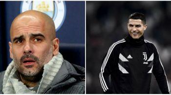 """Astfel de jucatori trebuie sa invingem"" Pep Guardiola se teme de Cristiano Ronaldo ""S-a dus acolo sa castige UEFA Champions League"""