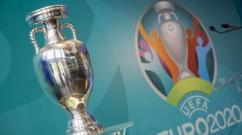 EURO 2020, aproape de Romania! Trofeul original va fi expus vineri la National Arena iar intrarea este libera