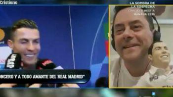 Ce mesaj le-a transmis Ronaldo celor de la Real dupa seara ISTORICA din Liga! Portughezul nu si-a uitat fosta echipa. VIDEO