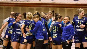 RAMNICU VALCEA - CSM BUCURESTI 29-30 | SCM Ramnicu Valcea e 99% campioana dupa un meci fa-bu-los!!! CSM-ul a avut 5 goluri avans, dar nu a putut pastra distanta