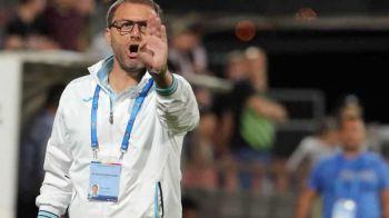 """Mangia a confirmat excluderile din lot! """"Este decizia mea si a clubului!"""" Cei doi jucatori care nu mai prind prima echipa"""