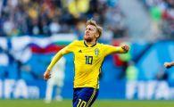 LOTUL SUEDIEI pentru meciul cu Romania! Nordicii au convocat fotbalistii de la Manchester United, AS Roma si RB Leipzig. Meciul e pe 23 martie, la ProTV
