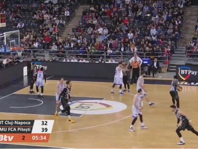 ACUM LIVE VIDEO U Cluj - Arges Pitesti, in Cupa Romaniei la baschet masculin!