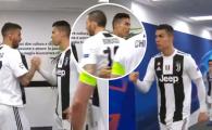 Dovada ca Realul a pierdut mai mult decat un marcator! Cristiano a insufletit vestiarul lui Juventus si si-a asumat rolul de capitan inaintea meciului cu Atletico