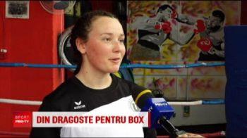 "Cea mai buna junioare a Romaniei la box lucreaza la supermarket: ""Mama nu m-a incurajat deloc, ca veneam acasa cu ochii vineti! S-a obisnuit"" VIDEO"