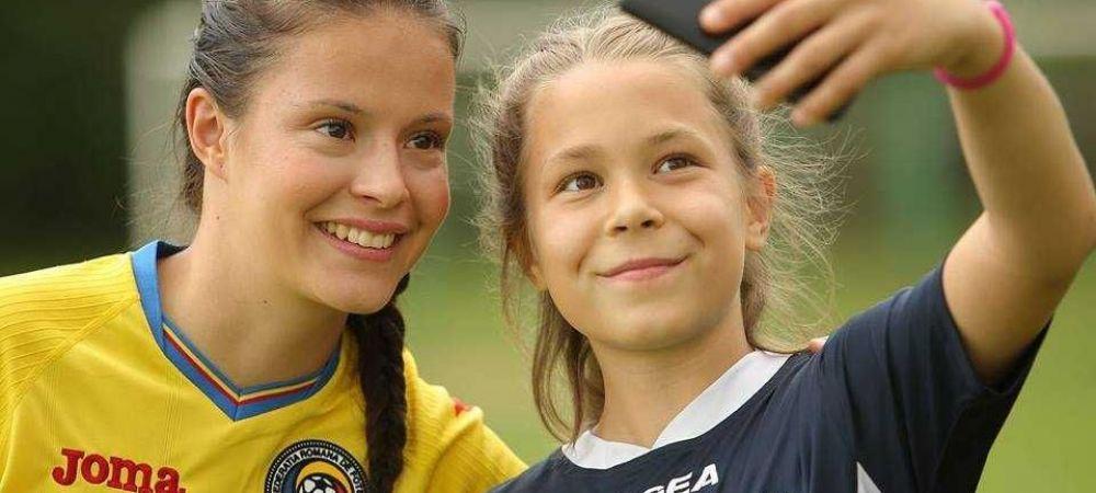 FRF vrea sa faca un Centru Olimpic de Pregatire pentru fotbal feminin la Cluj. Cine se ocupa de proiect