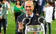 OFICIAL! Primul transfer facut de Zidane la Real Madrid! I-au suflat Barcei un jucator