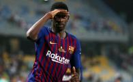 Ghinion teribil pentru Dembele! Veste grea in vestiarul Barcelonei: cat lipseste