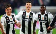 Miracol in Italia! Ce s-a intamplat la Napoli, dupa calificarea dramatica a lui Juventus in sferturile Champions League
