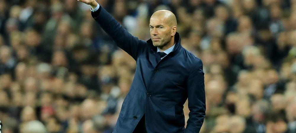 Cat de dure au fost de fapt negocierile? Spaniolii dezvaluie salariul lui Zidane la Real: suma e cu adevarat surprinzatoare