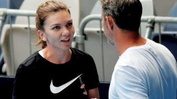 Thierry Van Cleemput revine in tenis! Cu cine s-a inteles dupa despartirea de Simona Halep