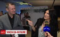 "Craioveanu s-a facut actor si a avut emotii mai mari decat la fotbal: ""M-au sunat Pacino si DeNiro si mi-au zis sa nu lupt cu ei pentru Oscar!"" :) Sandra Izbasa a atras toate privirile"