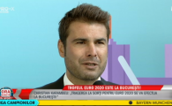 """E presiune mare acum!"" Mutu ii cere lui Contra sa califice Romania la EURO: ""Am incredere! Cosmin face deja o treaba buna"". VIDEO"