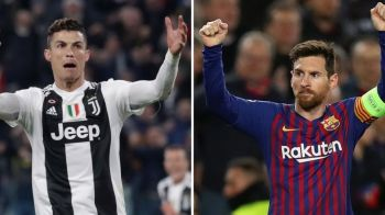 Posibil duel Messi - Ronaldo in FINALA Champions League! TRASEUL anuntat de UEFA